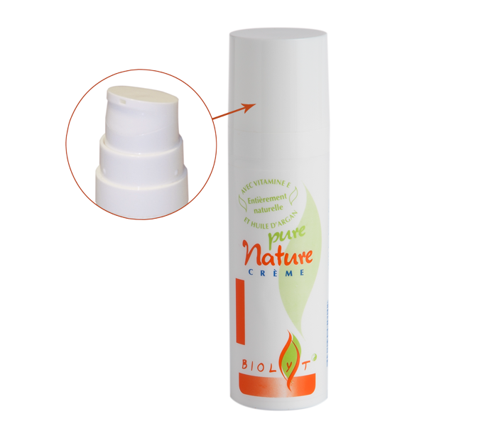 BIOLYT-Nature -PURE ''il Piccolo'' Airless Dispenser 30 ml